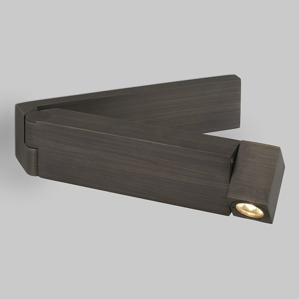 Astro Tosca Bronze LED Wall Light