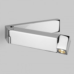 Astro Tosca Polished Chrome LED Wall Light