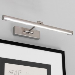 Astro Goya 460 Brushed Nickel LED Picture Light