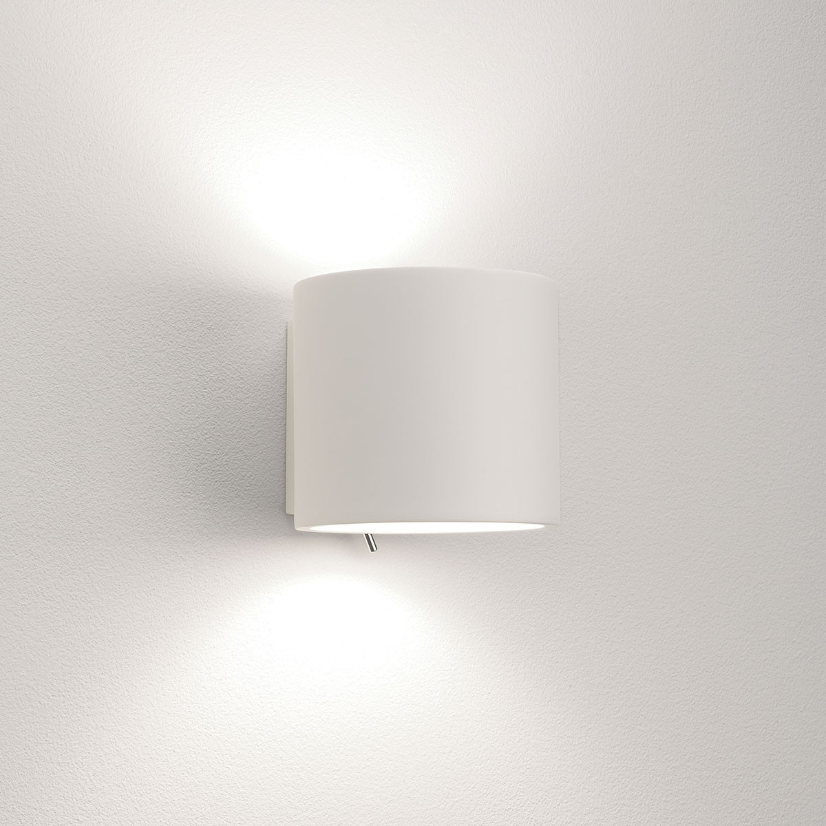 Astro Brenta 130 Plaster Wall Light at UK Electrical Supplies.