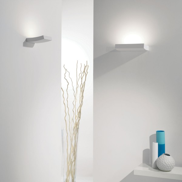 Led Wall Lights Plaster: Astro Naxos Plaster LED Wall Light At UK Electrical Supplies