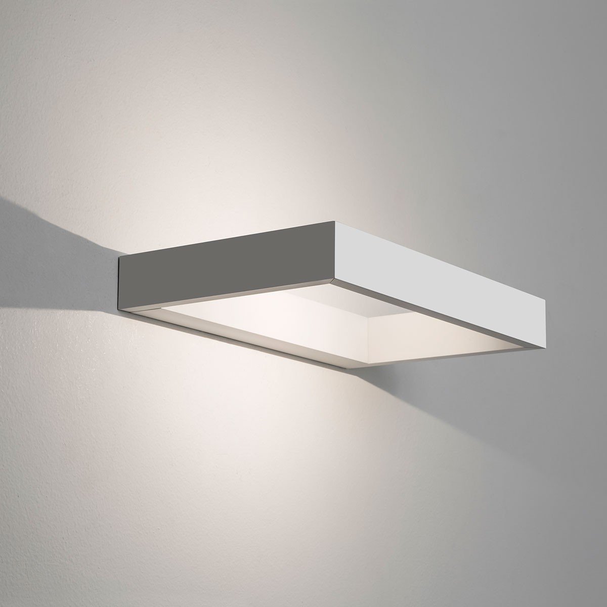 Led Wall Light White: Astro D-Light White LED Wall Light At UK Electrical Supplies