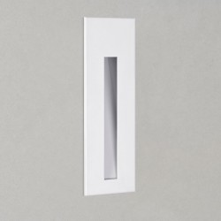 Astro Borgo 55 3000K White LED Wall Light