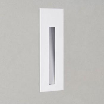 Astro Borgo 55 3000K White LED Wall Light