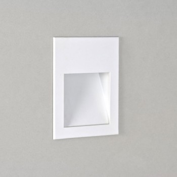 Astro Borgo 90 3000K White LED Wall Light
