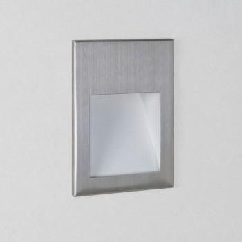Astro Borgo 90 3000K Brushed Stainless Steel LED Wall Light