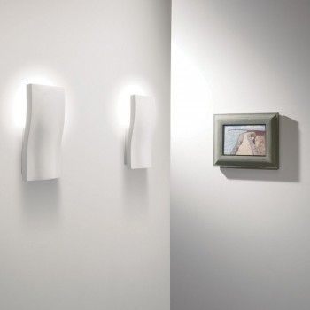 Astro S-Light Plaster Wall Light
