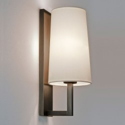 Astro Riva 350 Bronze Bathroom Wall Light