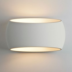 Astro Aria 300 Plaster Wall Light