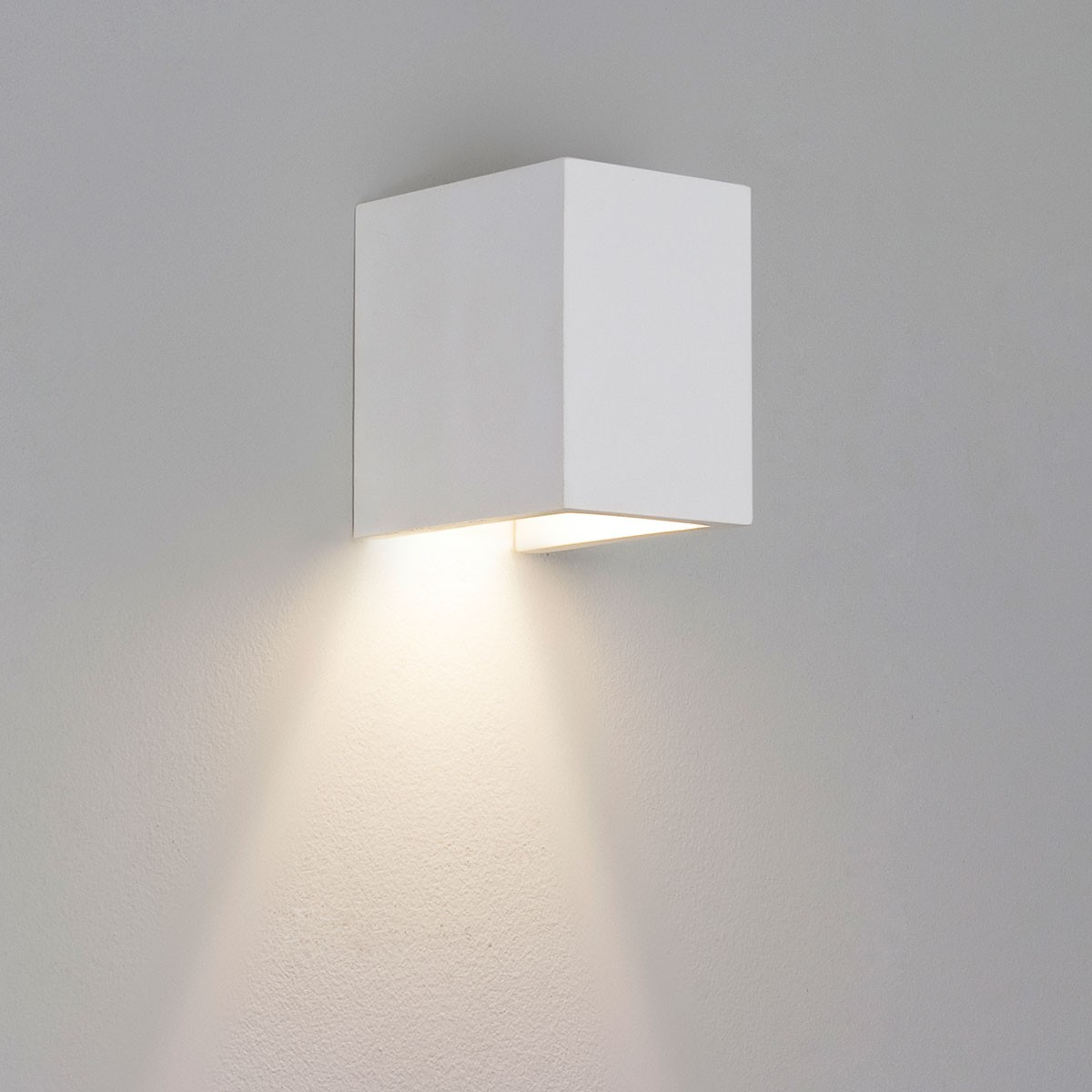 Astro Parma 110 Plaster Wall Light at UK Electrical Supplies.