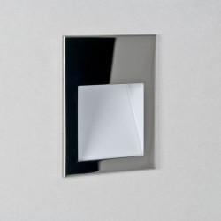 Astro Borgo 90 3000K Stainless Steel Bathroom LED Wall Light