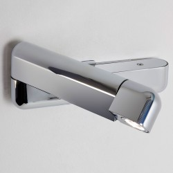 Astro Corsa Polished Chrome LED Wall Light