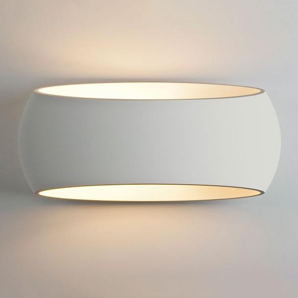 Astro Aria 370 Plaster Wall Light