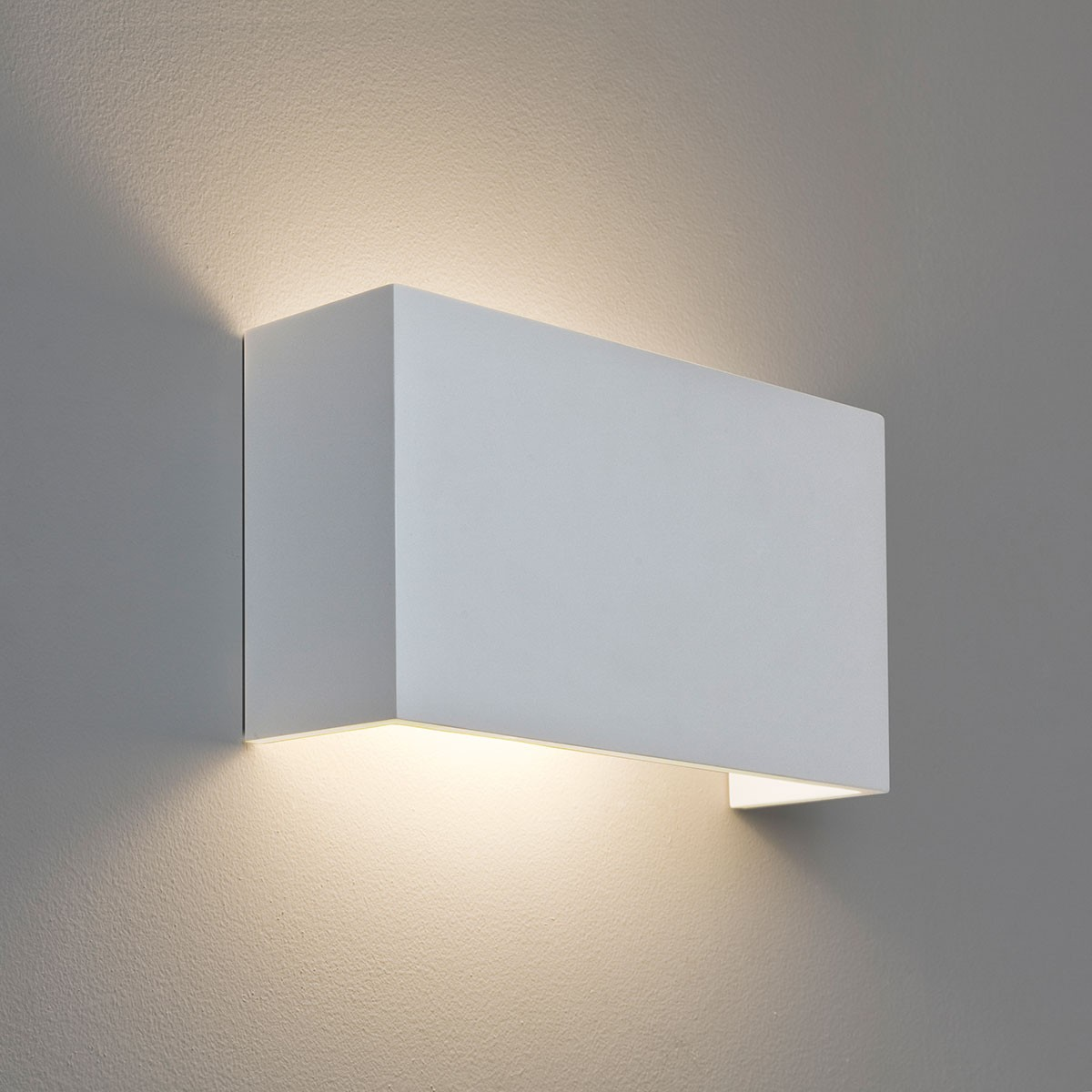 Wall Plaster Products : Astro pella plaster wall light at uk electrical supplies