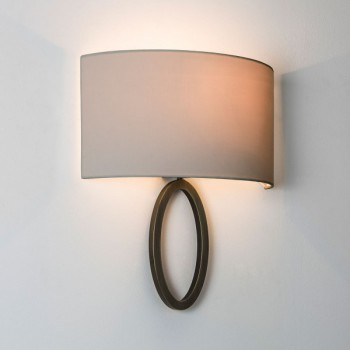 Astro Lima Bronze Wall Light