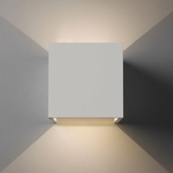 Astro Pienza 3000K Plaster LED Wall Light