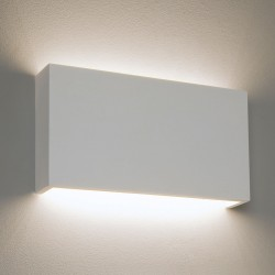 Astro Rio 325 3000K Plaster LED Wall Light