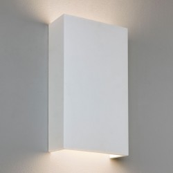 Astro Rio 190 3000K Plaster LED Wall Light