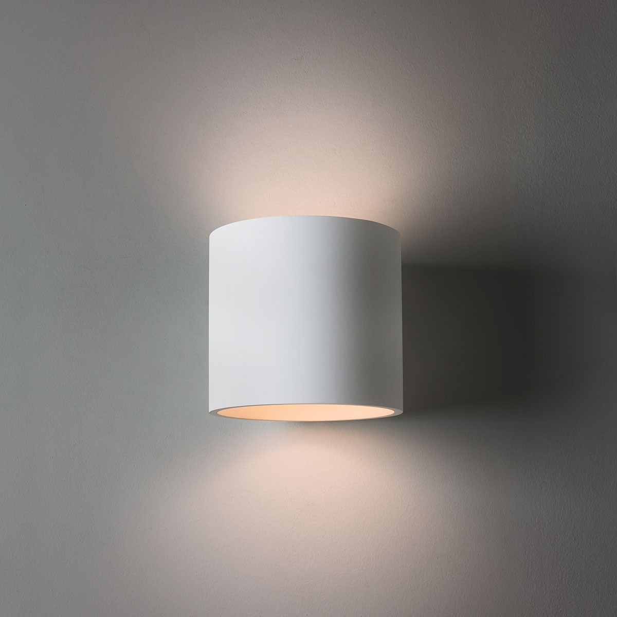 Wall Plaster Products : Astro brenta plaster wall light at uk electrical supplies