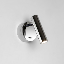 Astro Enna Surface Polished Chrome LED Wall Light