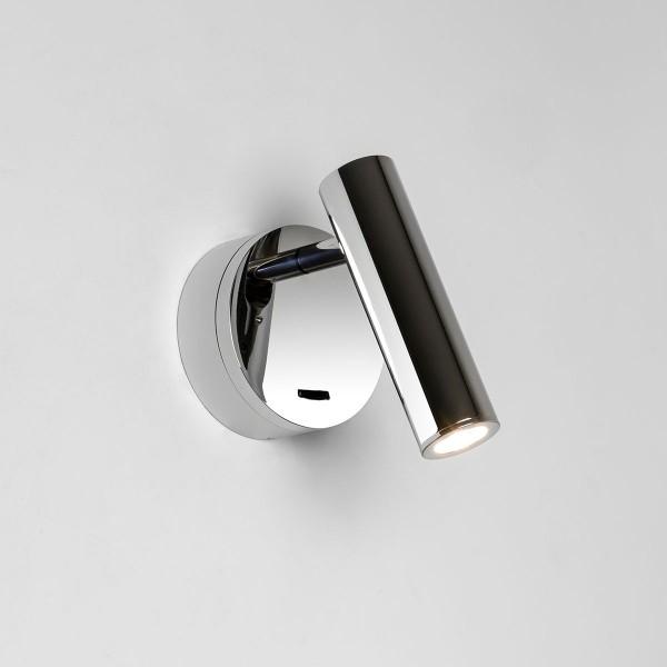 Astro Enna Surface Polished Chrome LED Wall Light