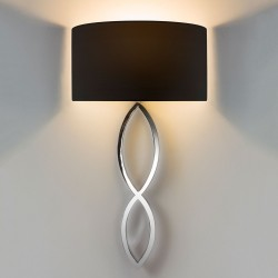 Astro Caserta Polished Chrome Wall Light