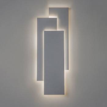 Astro Edge 560 3000K Dimmable White LED Wall Light
