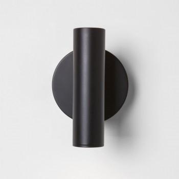 Astro Enna Surface Black LED Wall Light