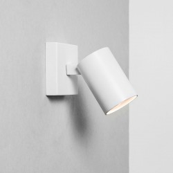 Astro Ascoli Single White Spotlight