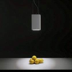Astro Osca Square Plaster Pendant Light