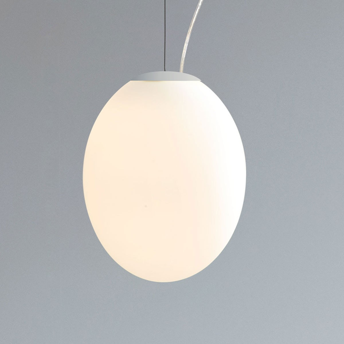 Astro cortona 320 white glass pendant light at uk electrical supplies astro cortona 320 white glass pendant light aloadofball Choice Image