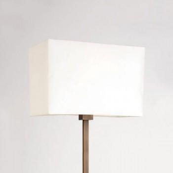 Astro Rectangle 400 White Fabric Shade