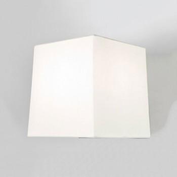 Astro Azumi Square Table White Fabric Shade