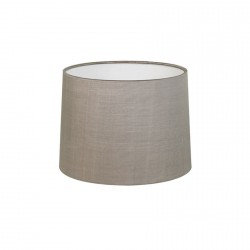 Astro Tapered Drum Oyster Fabric Shade