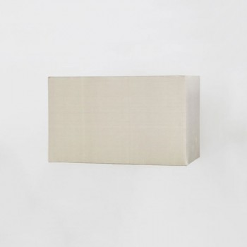 Astro Rectangle 180 Oyster Fabric Shade