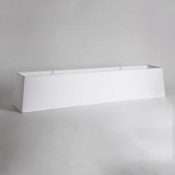 Astro Rafina White Fabric Shade