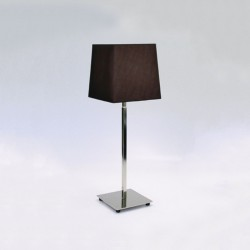 Astro Azumi Polished Nickel Table Lamp