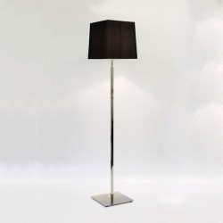 Astro Azumi Floor Polished Nickel Floor Lamp