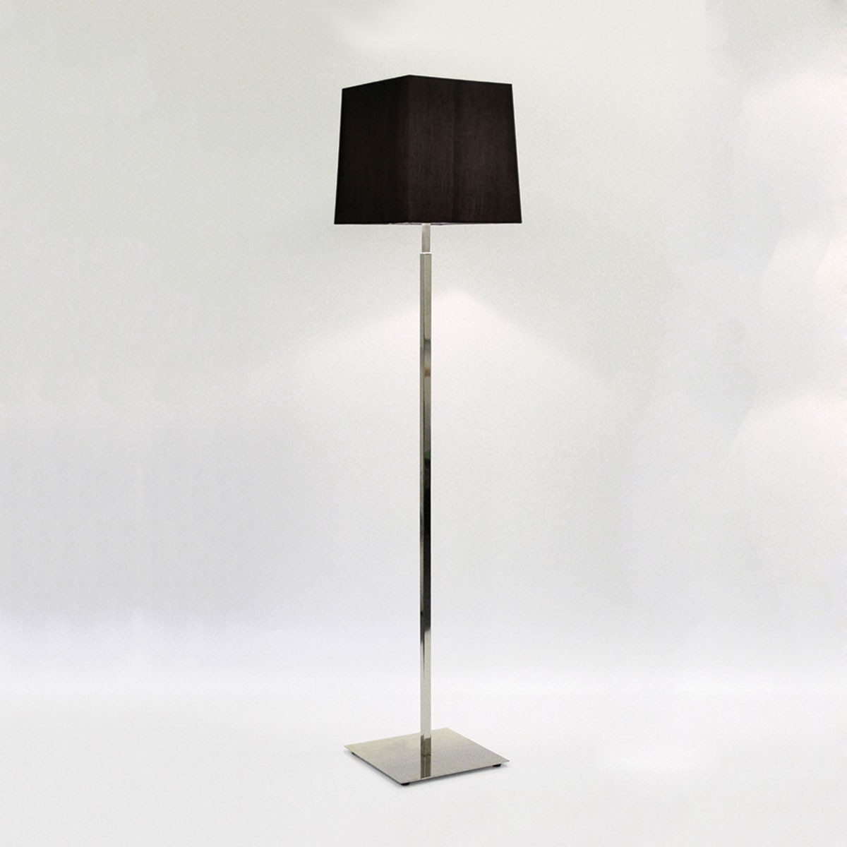 Astro Azumi Polished Nickel Floor Lamp at UK Electrical Supplies.