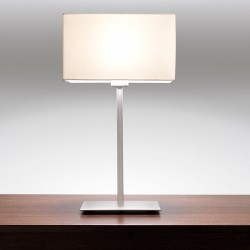 Astro Park Lane Matt Nickel Table Lamp