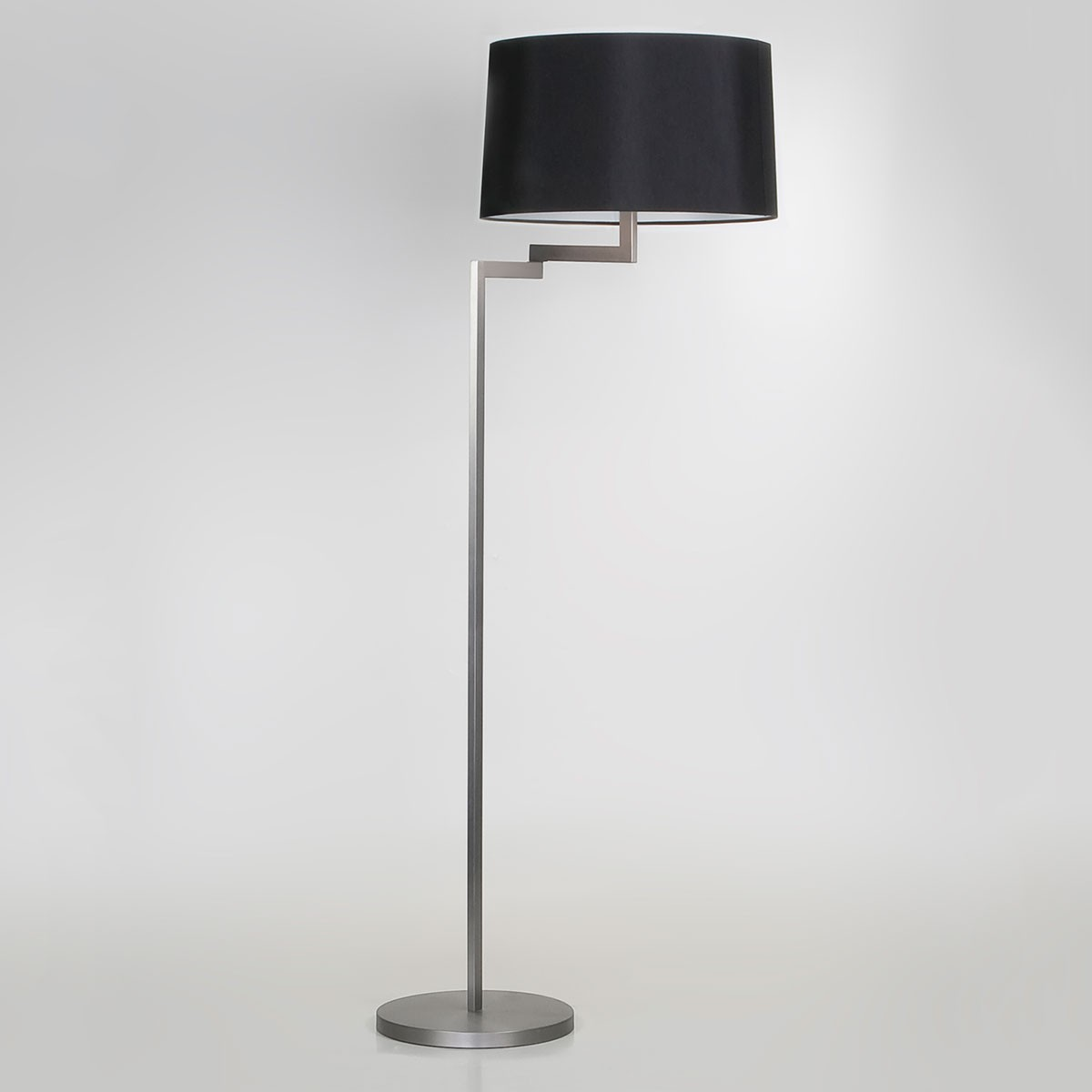 Astro momo floor brushed stainless steel lamp at uk