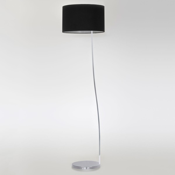 Astro Sofia Polished Chrome Floor Lamp