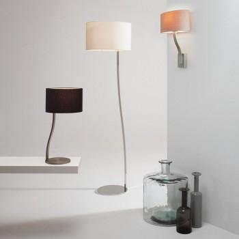 Astro Sofia Polished Chrome Floor Lamp