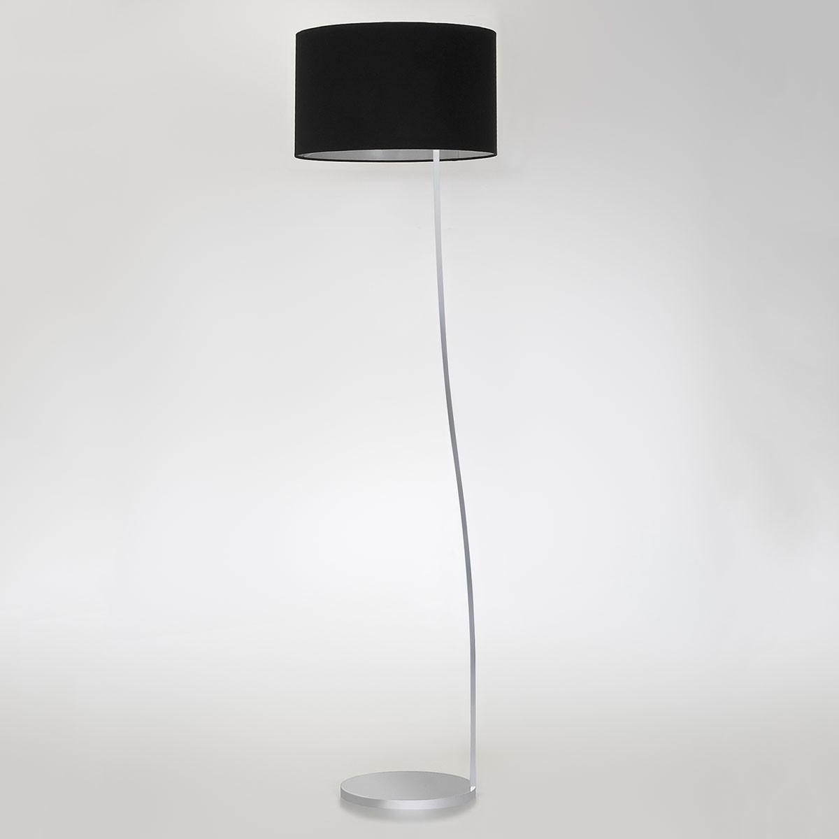 Astro Sofia Matt Nickel Floor Lamp at UK Electrical Supplies.