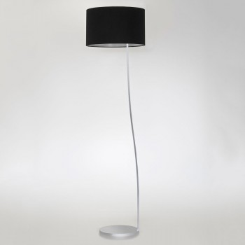 Astro Sofia Matt Nickel Floor Lamp