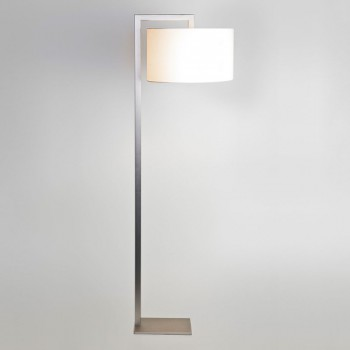 Astro Ravello Matt Nickel Floor Lamp
