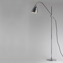 Astro Joel Floor Polished Chrome Floor Lamp