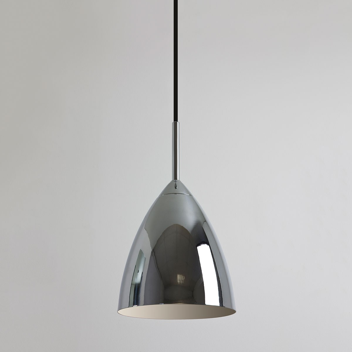 Astro Joel Polished Chrome Pendant Light at UK Electrical Supplies