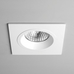 Astro Taro Square GU10 White Downlight