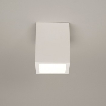 Astro Osca 140 Square Plaster Downlight